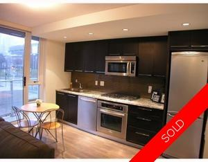 Yaletown Condo for sale: Mariner 1 bedroom 658 sq.ft. (Listed 2010-04-11)