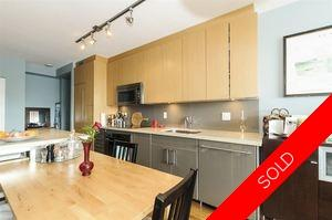 False Creek Condo for sale: The Foundry 1 bedroom 727 sq.ft. (Listed 2018-07-03)