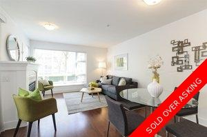 Kitsilano Condo for sale:  1 bedroom 722 sq.ft. (Listed 2018-04-30)