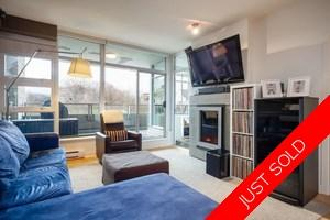 Kitsilano Condo for sale:  1 bedroom 840 sq.ft. (Listed 2019-02-14)
