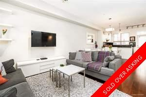Fraser VE Townhouse for sale: Century 3 bedroom 1,446 sq.ft. (Listed 2019-04-02)