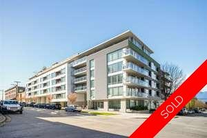 Mount Pleasant VE Condo for sale:  1 bedroom 474 sq.ft. (Listed 2019-06-03)