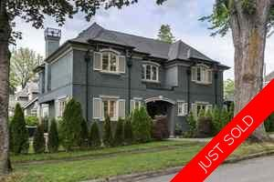 Shaughnessy House for sale:  5 bedroom 4,151 sq.ft. (Listed 2020-02-17)