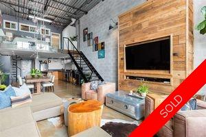 Strathcona Condo for sale:  2 bedroom 1,524 sq.ft. (Listed 2020-05-22)