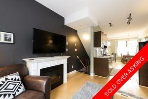 Victoria VE Townhouse for sale: THE WORKS 3 bedroom 1,291 sq.ft. (Listed 2020-06-01)
