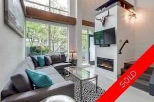 Yaletown Townhouse for sale:  2 bedroom 1,308 sq.ft. (Listed 2020-09-01)
