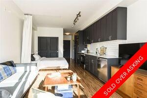 Fraser VE Apartment/Condo for sale:  1 bedroom 475 sq.ft. (Listed 2021-01-25)