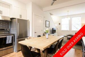 Strathcona Townhouse for sale:  2 bedroom 1,167 sq.ft. (Listed 2021-02-01)
