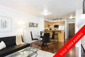 Kitsilano Apartment/Condo for sale: Greenwich 1 bedroom 722 sq.ft. (Listed 2021-03-08)